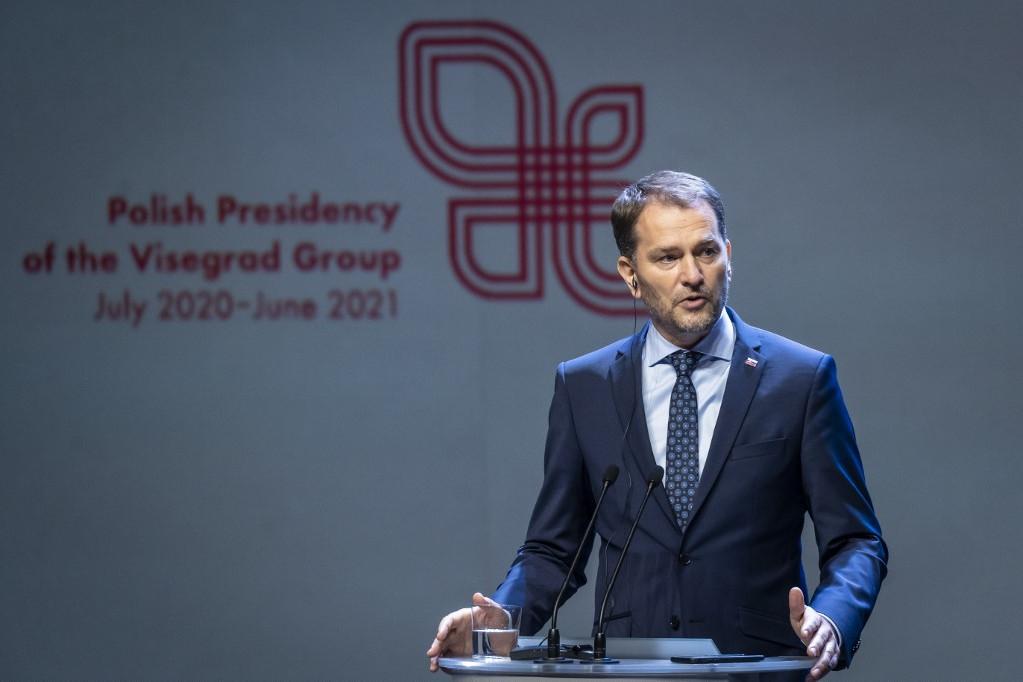 Matovic: A visegrádi négyek vezető szerepet vállalhatnak több uniós témában