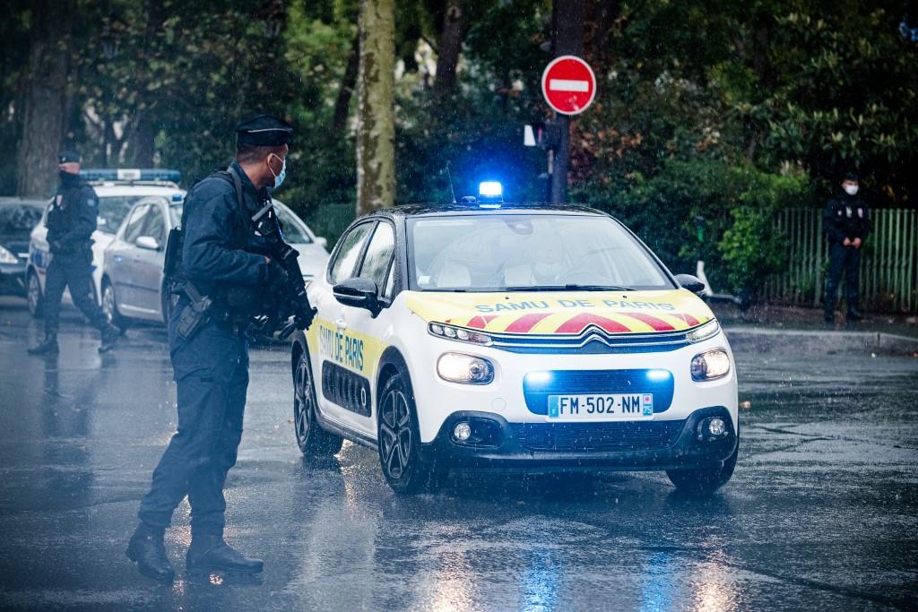 További öt embert vettek őrizetbe a párizsi hatóságok