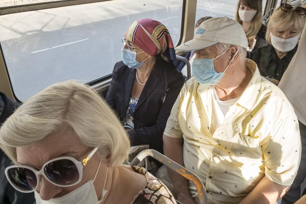 Változatlanul gyors ütemben terjed a koronavírus-járvány Ukrajnában