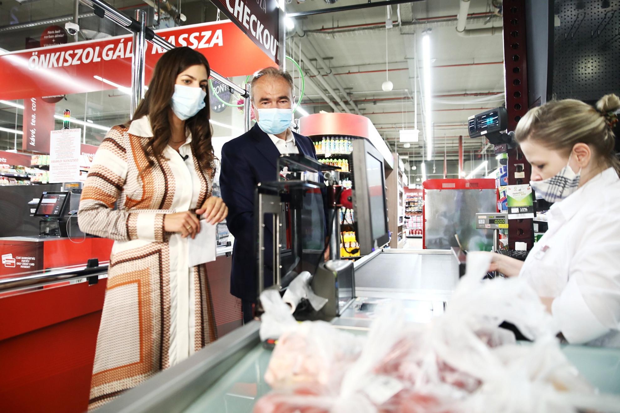 A CBA tapasztalatai szerint a fogyasztói tudatosság egyre erősebb