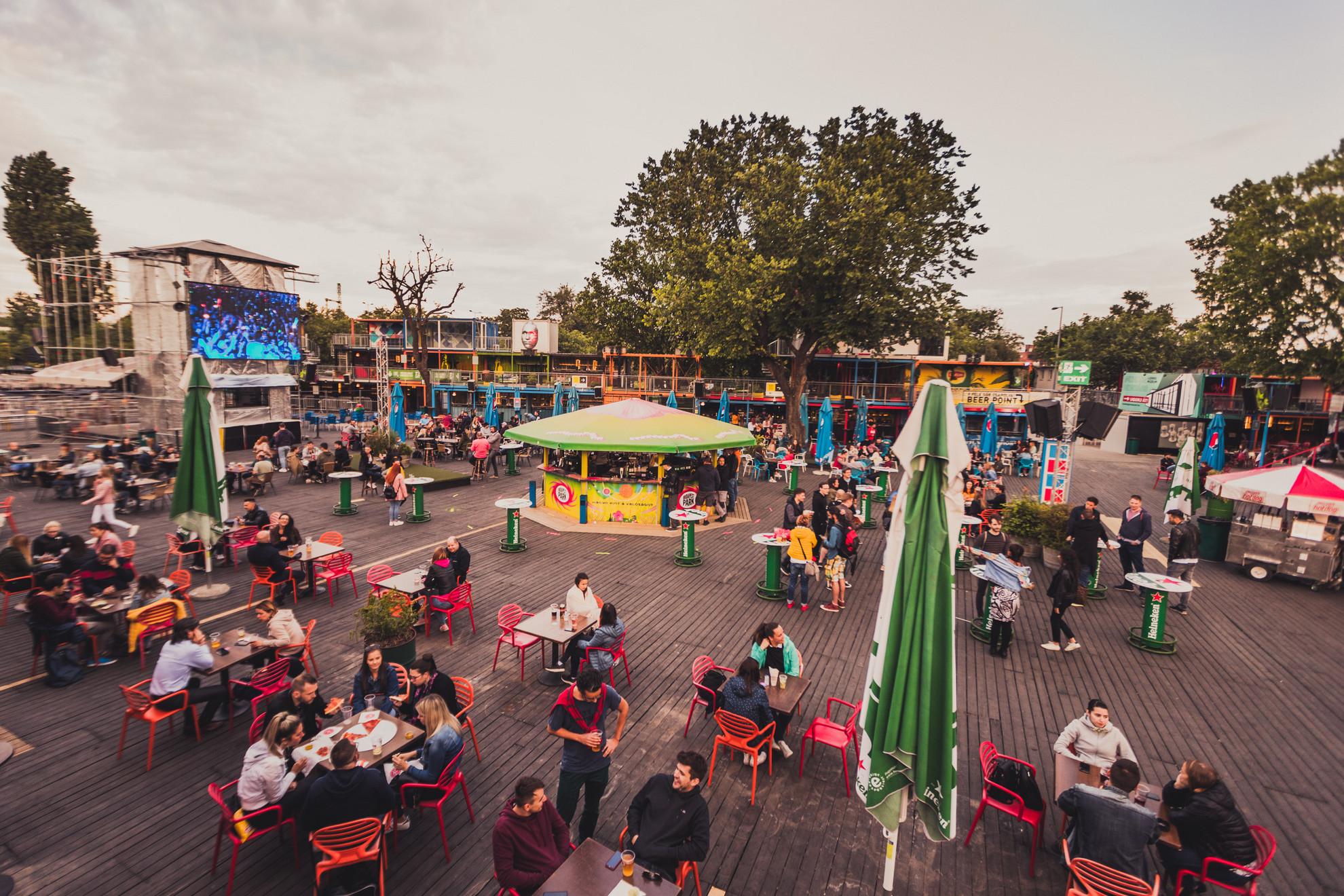 A Parkkert volt a Park idei nagy újítása a biztonságos szórakozás jegyében