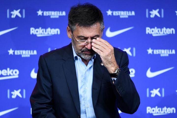 Nagy bajban Bartomeu: Összegyűltek az aláírások a Barca elnöke ellen