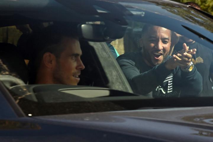 Gareth Bale visszatért a Tottenhamhez