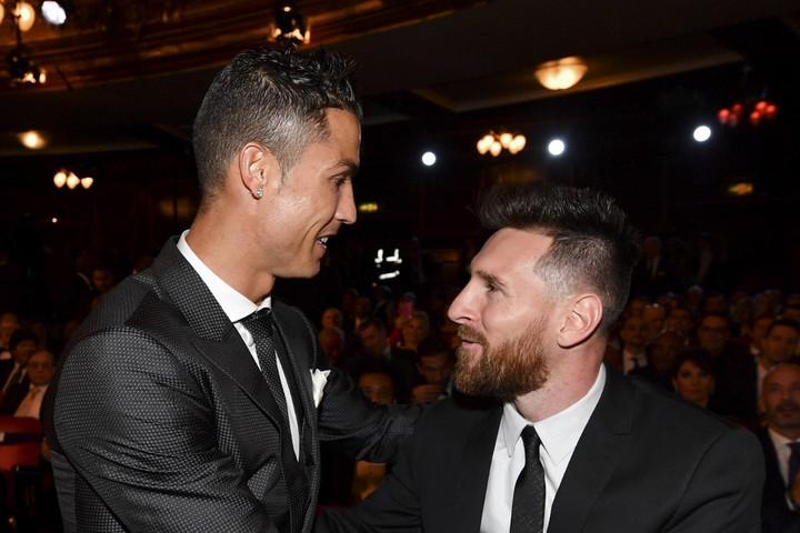 Elképesztő, mennyi pénzt keres Messi és Ronaldo