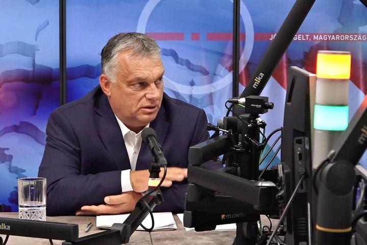 Orbán Viktor: Nagy változások jönnek