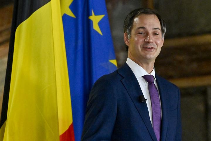 Megvan Belgium új miniszterelnöke