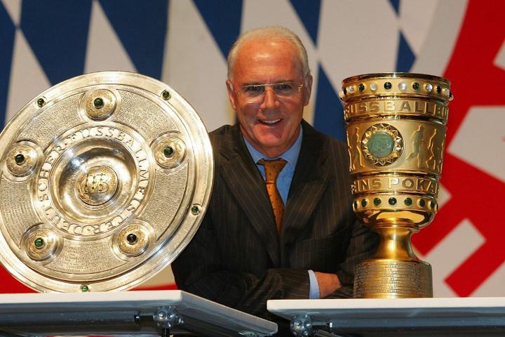 Hetvenöt éves a német futballcsászár, Franz Beckenbauer