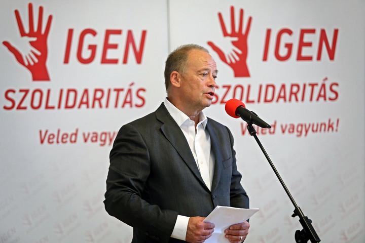Az MSZP-árvákat várja a szocialistákat otthagyó Szanyi Tibor új pártja, az Igen Szolidaritás