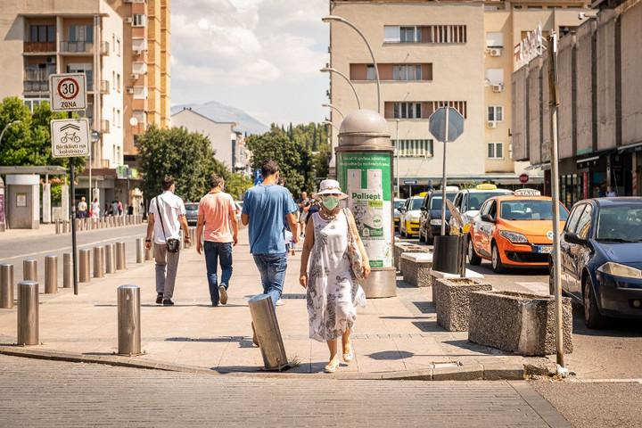 Nem javul a járványhelyzet Boszniában és Montenegróban