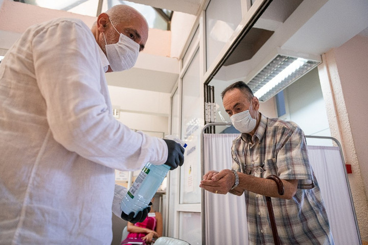 Rekordot döntött az új fertőzöttek száma Montenegróban