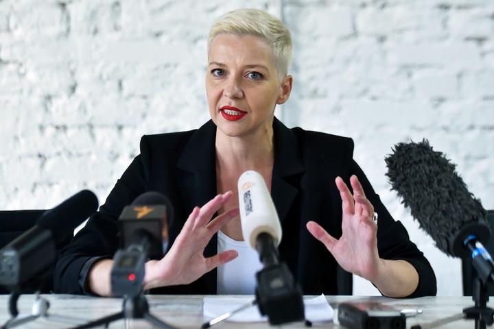 Nemzetközi nyomásgyakorlást sürget a fehérorosz ellenzék