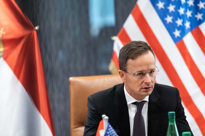 Magyarország támogatja az Egyesült Államok közel-keleti politikáját az EU-ban
