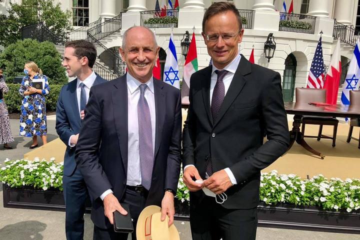 Magyarország az amerikai jelöltet támogatja az OECD főtitkári pozíciójára