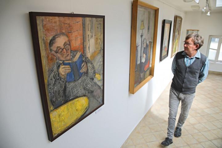 A lírai portrék és enteriőrök mestere, Gábor Marianne