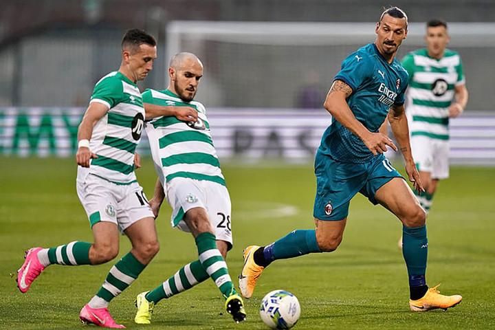 Milánó két fronton is támad