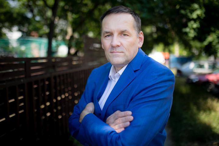 Volner János: A baloldali összefogás szellemiséget a DK és a Momentum alakítja