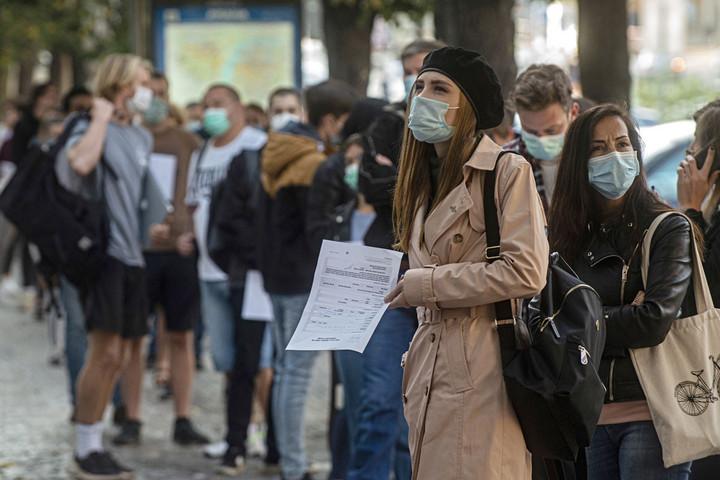 Európának figyelnie kell:  elszabadulhat a járvány