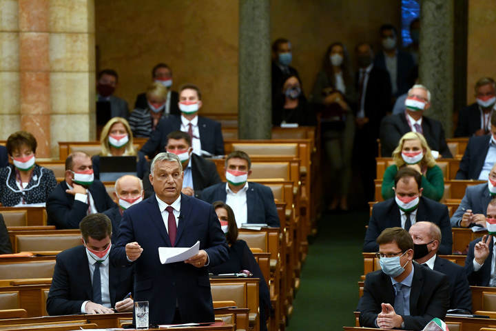 Orbán: A Jobbik két dolgot nem tud; nyerni meg veszíteni