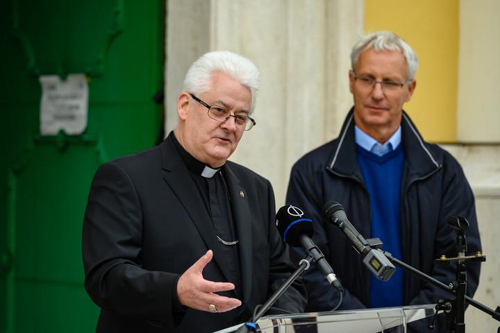 Támogatás a templomok felújítására