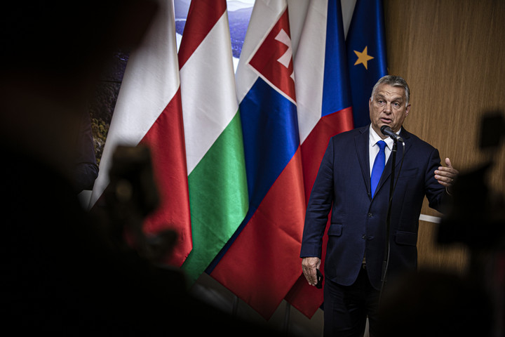 Orbán: Hiába nevezik át a kvótát másnak, attól még kvóta marad
