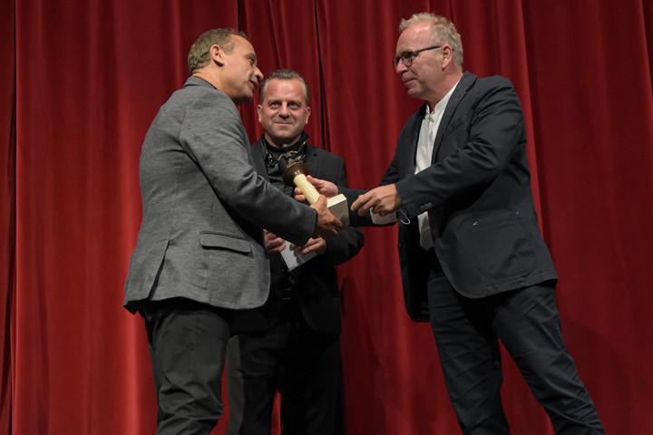 Földes Tamás kapta a Kaszás Attila-díjat