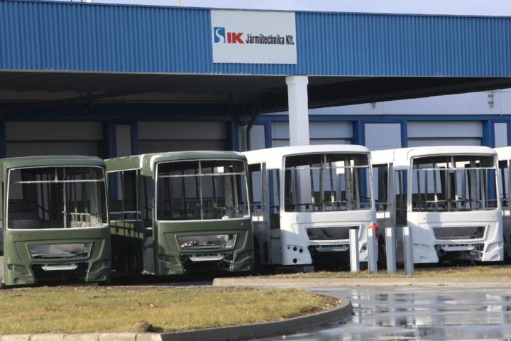Elektromos, önjáró autóbusz alvázat fejleszt az Ikarus és az Óbudai Egyetem