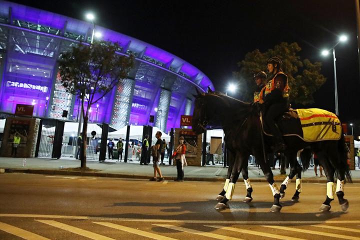 A rendőrség felkészült a foci Eb biztosítására