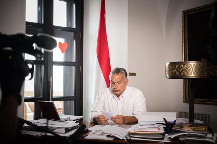 Orbán: Ez az év bebizonyította, hogy mi, magyarok valóban összetartozunk