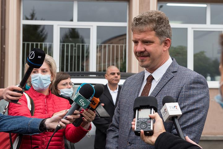 Soós Zoltán nyerte a marosvásárhelyi polgármester-választást