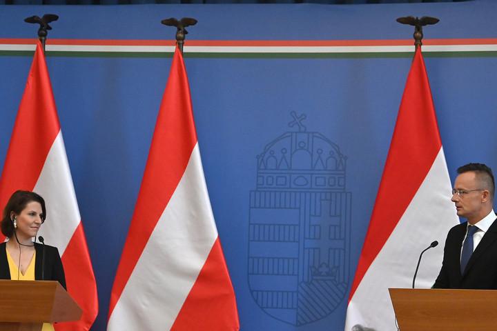 Ausztria az egyik legfontosabb szövetségese Magyarországnak