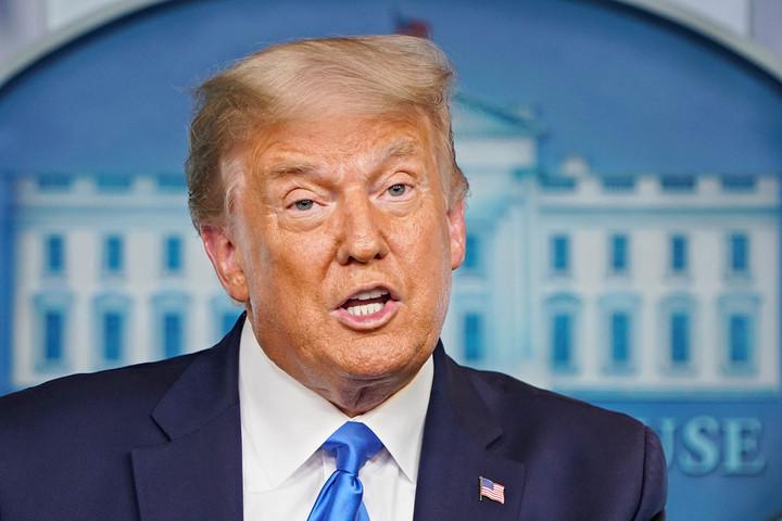 Donald Trump: A Legfelsőbb Bíróság dönti majd el az elnökválasztás végeredményét