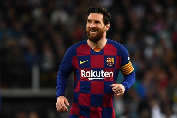 Hivatalos: Messi marad a Barcelonában