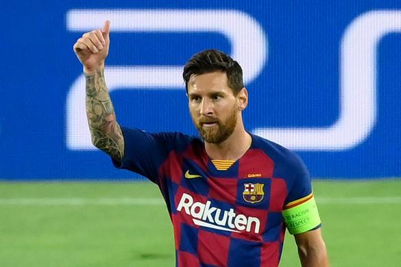 Messi maradt a Barcelona csapatkapitánya