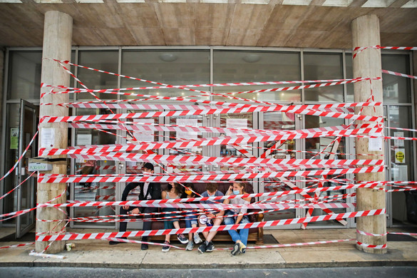 Tábort szervezett a Színművészeti arról, hogyan kell elfoglalni egy egyetemet és blokádot csinálni