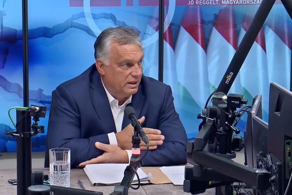Orbán: Nekünk már elegünk van a vírusból, de a vírusnak nincs elege belőlünk