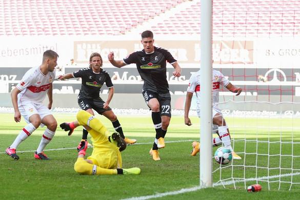 Sallai gólt lőtt, a Freiburg nyert