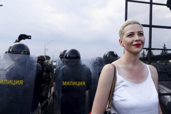 Elraboltak egy fehérorosz ellenzéki vezetőt