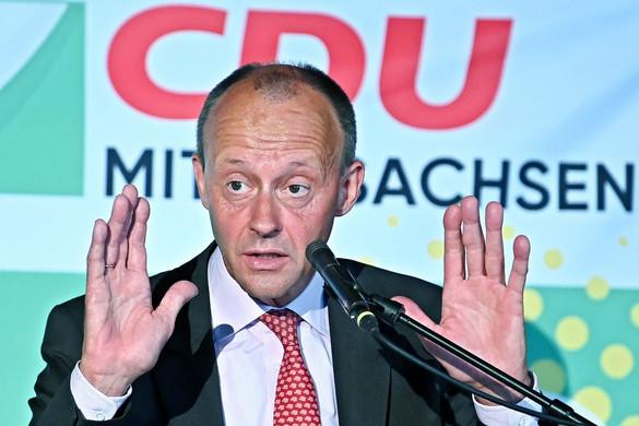 Szavazókat veszíthet a CDU Merz szerint