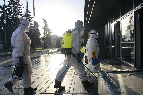 Nagyon megugrott a fertőzöttek száma Ukrajnában