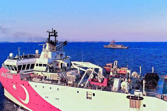 Földközi-tengeri verseny a gázért