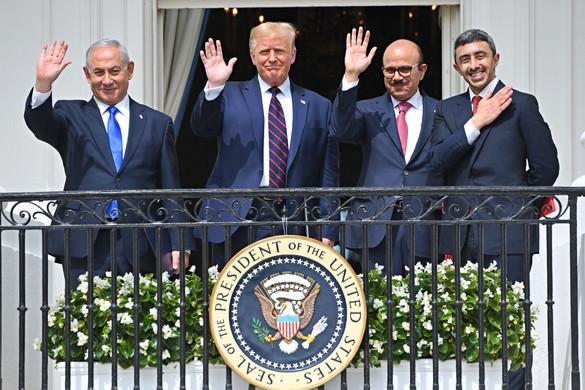 Komoly esély a Közel-Keletnek