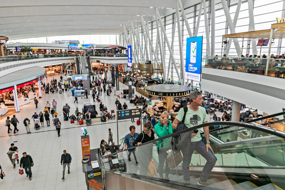 Drasztikusan visszaesett a beutazási korlátozások miatt a budapesti repülőtér forgalma
