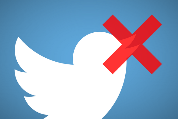 Letiltotta a kormány hivatalos fiókját a Twitter