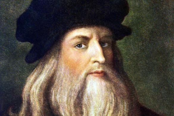 Leonardo a Mona Lisa mögött