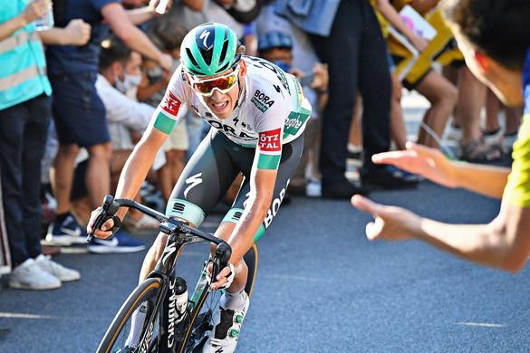 Először nyert Tour de France-szakaszt Lennard Kämna