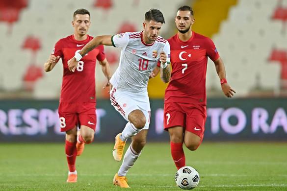 Szoboszlait nem engedi el a válogatottba a Salzburg