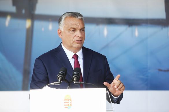 Orbán: Európa ma Közép-Európában épül