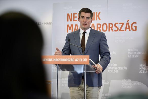 Kocsis Máté: A magyarok a baloldalra nem számíthatnak