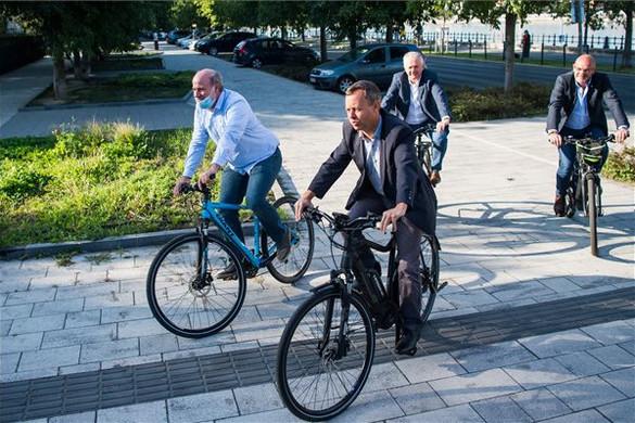 Elektromos rásegítésű kerékpárok vásárlására lehet pályázni