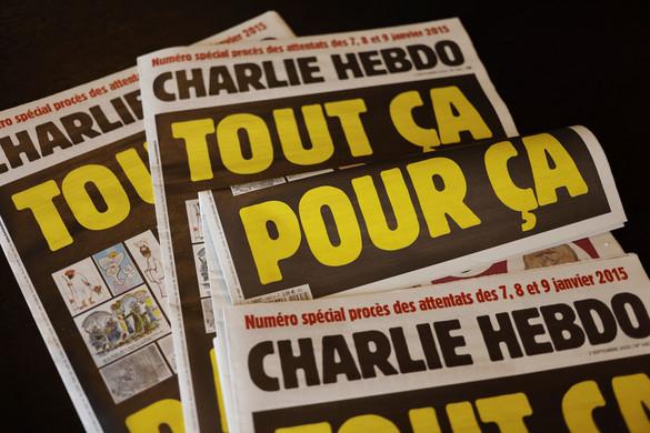 Kezdődik a Charlie Hebdo elleni támadás miatti per